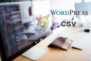 Wordpress-CSV