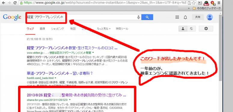 WordPress検索結果