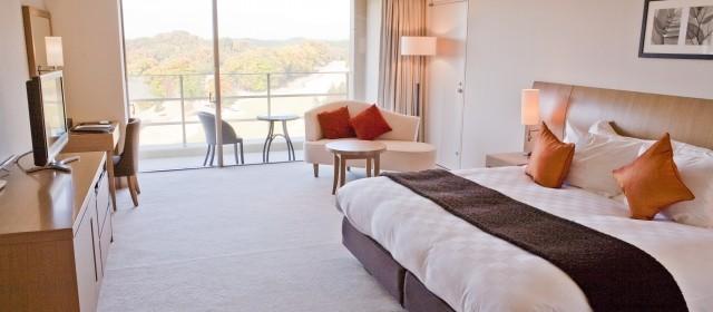 ホテルライクな部屋