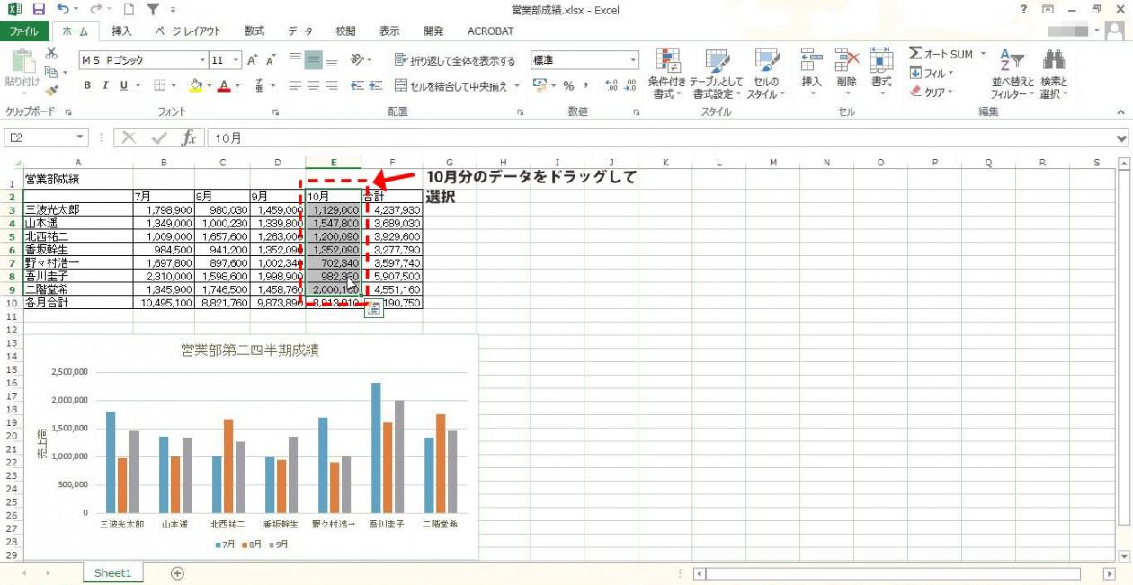 グラフ編集05