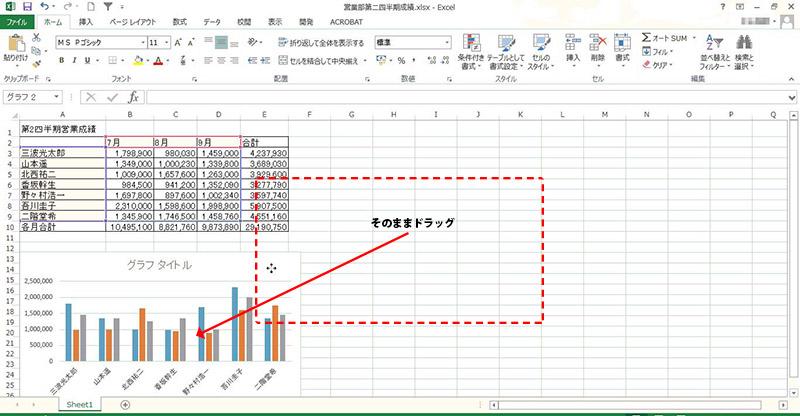 グラフ基本011