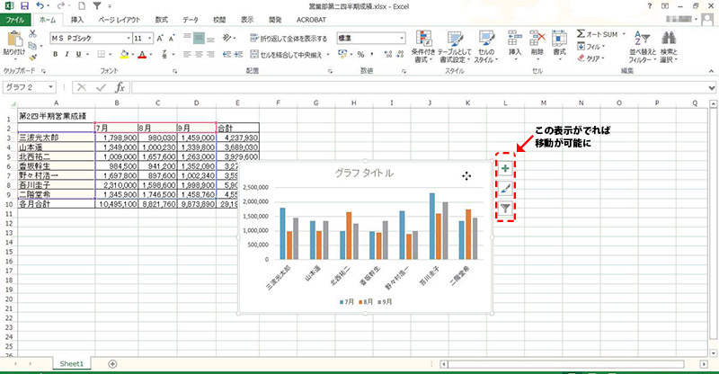 グラフ基本010