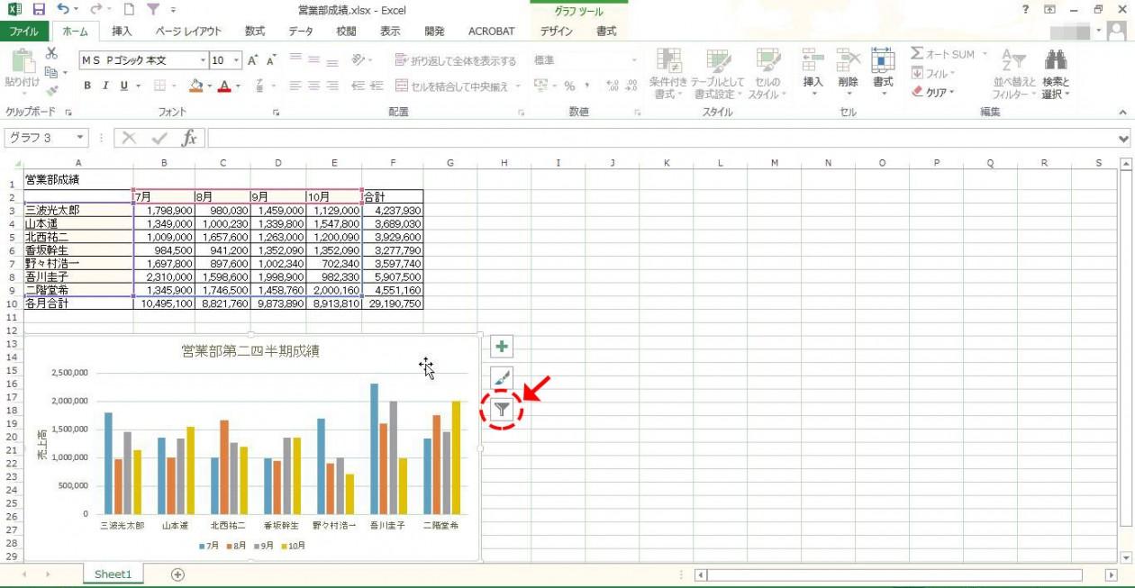 グラフ編集26