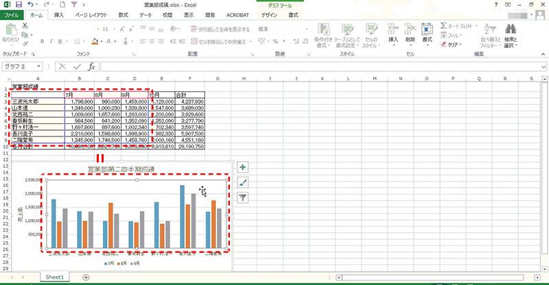 グラフ編集03