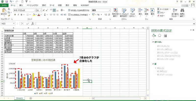 グラフ編集44
