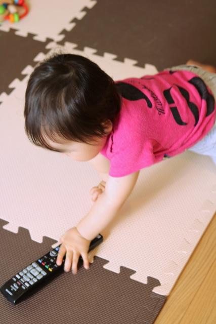 乳幼児 テレビ
